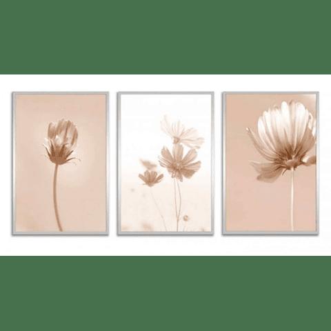 Trio de Quadros Angel - Alteração de valores por medidas