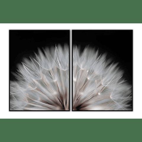 Conjunto de Quadros Divine - Alteração de valores por medidas
