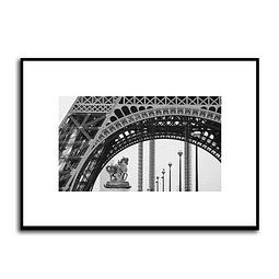Quadro Eiffel - Alteração de valores por medidas