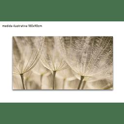 Quadro Metacrilato Luxuriant - Alteração de valores por medidas