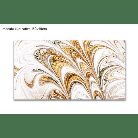 Quadro Metacrilato Lorena  - Alteração de valores por medidas