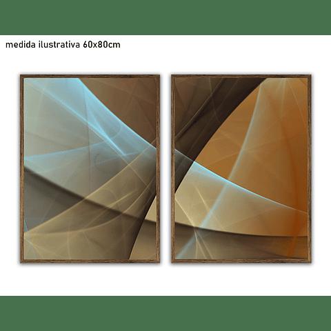 Conjunto de Quadros Separados  Handall- Alteração de valores por medidas