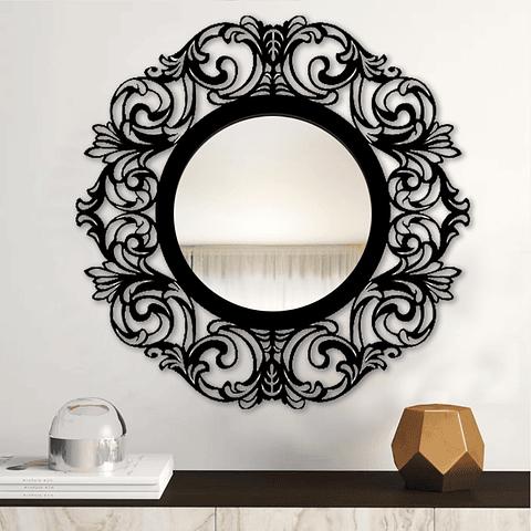 Quadro Espelho Laila  - Alteração de valores por medidas