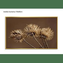 Quadro Decorativo Hale -  Alteração de valores por medidas