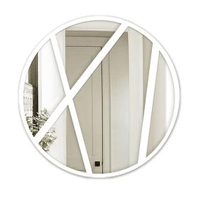 Quadro Espelho Ricchezza - Alteração de valores por medidas