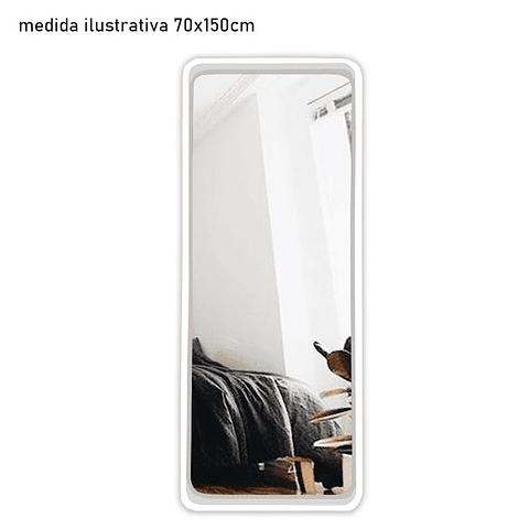 Quadro Espelho Bernatto - Alteração de valores por medidas