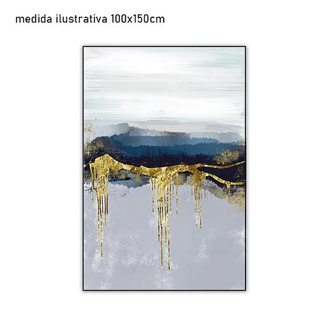 Tela em Canvas Luster - Alteração de valores por medidas