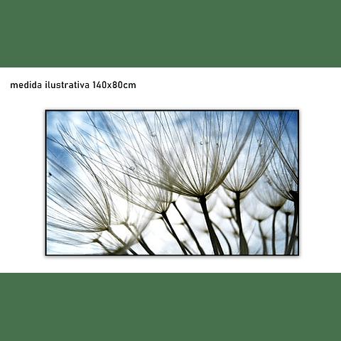 Tela em Canvas Melissa - Alteração de valores por medidas