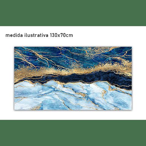 Tela em Canvas Merida  - Alteração de valores por medidas