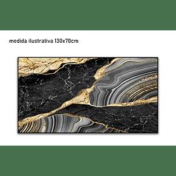 Tela em Canvas Daphne - Alteração de valores por medidas