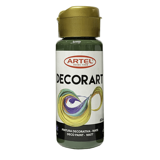 Pintura Decorart 60ml Artel