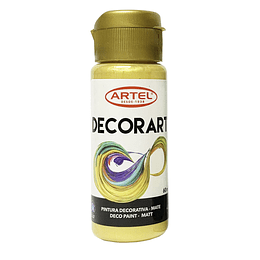 Pintura Decorart Metal / Pastel 60ml