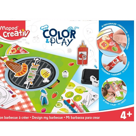 Color &  Play