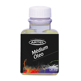 Médium Oleo 80ml Artel