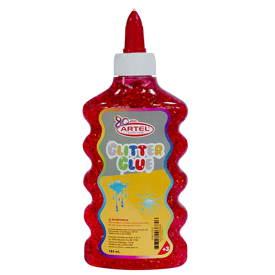 Cola Fría Glitter Glue 185 ml