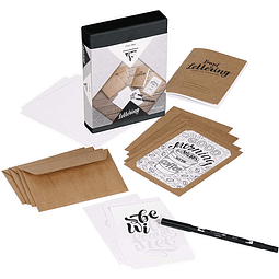 """Kit """"Hand Lettering"""" - Clairefontaine"""