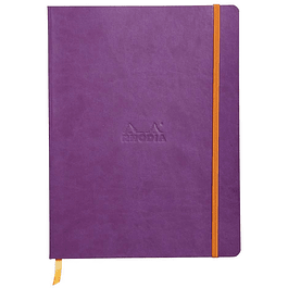 Cuaderno flexible 190 x 250 mm - Color Morado