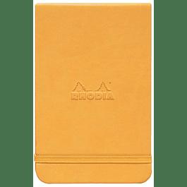 WebNotepad 9 x 14 cm - Naranja