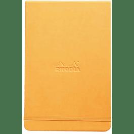 Libreta Notas 14,8 x 21 cm - Naranja