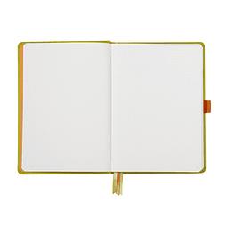 GoalBook Tapa Dura - Color Anís