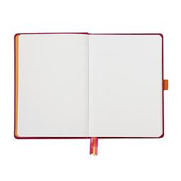 GoalBook Tapa Dura - Color Frambuesa