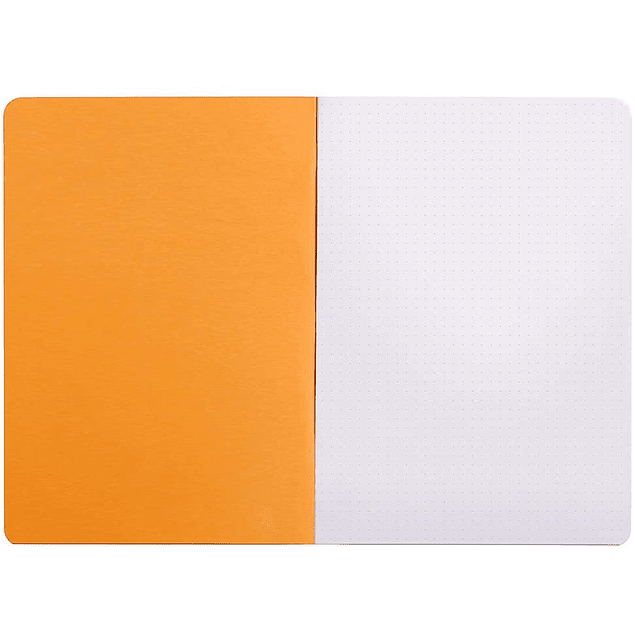 Cuaderno Flexible Grapado - 21 x 29,7 cm (2 colores)