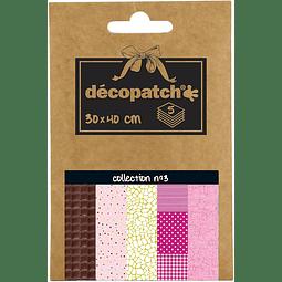 Papeles Decopatch - No3