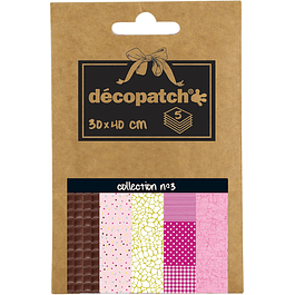 Papeles Decopatch - No3
