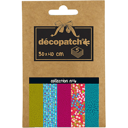 Papeles Decopatch - Nº6