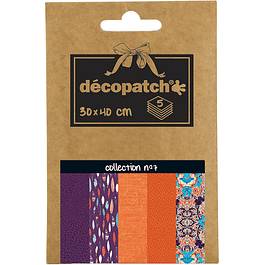 Papeles Decopatch - Nº7