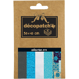 Papeles Decopatch - Nº8