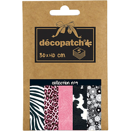 Papeles Decopatch - Nº9