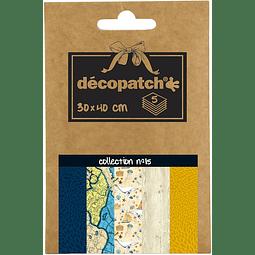 Papeles Decopatch - Nº15