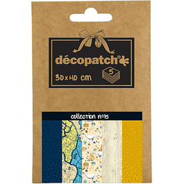 Papeles Decopatch - Nº15