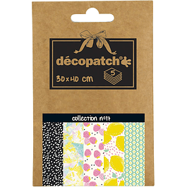 Papeles Decopatch - Nº17