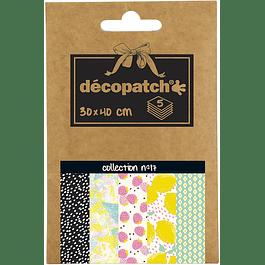Papeles Decopatch - Nº17