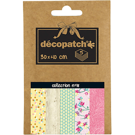 Papeles Decopatch - Nº18