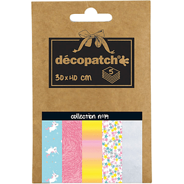 Papeles Decopatch - Nº19