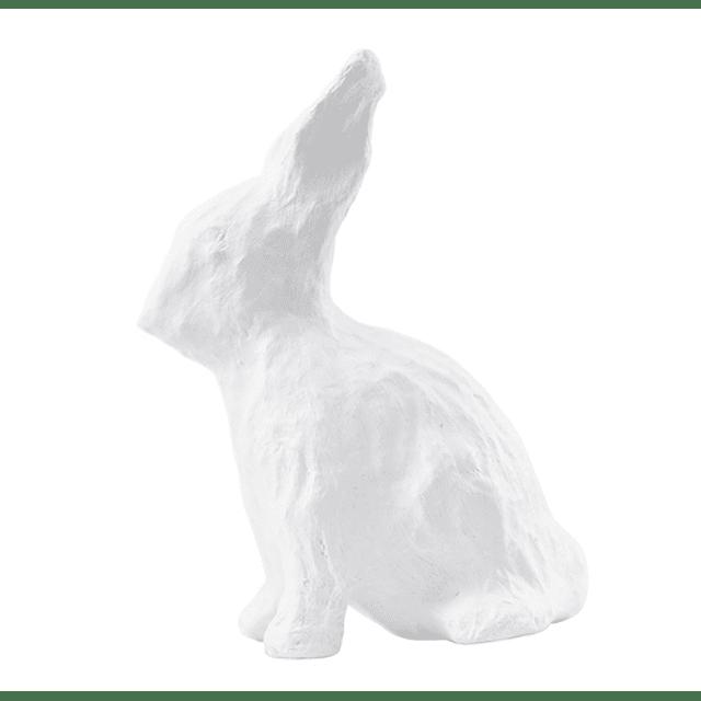 Mini Kit - Conejo + 2 papeles Decopatch