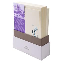 """Caja """"Saludos Tipográficos"""" - Surtido 25 tarjetas y sobres C6"""