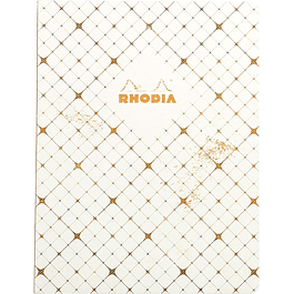Rhodia Heritage (Línea artesanal) A5 - Cosido 19 x 25 cm