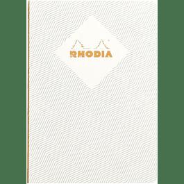 Rhodia Heritage (Línea artesanal) A5 - Cosido 21 x 14.8 cm