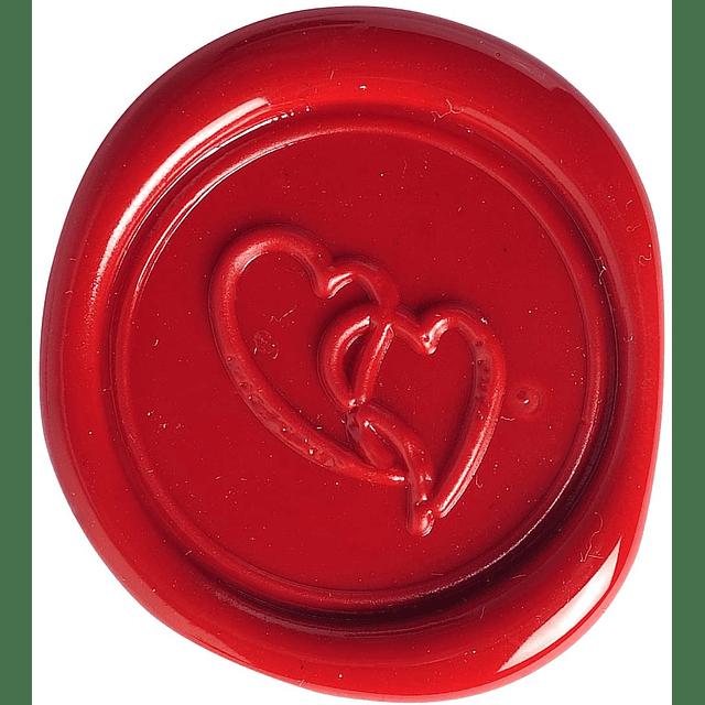 Set tradicional Sello - Corazón
