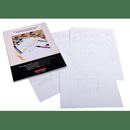 Bloc Handlettering - Herbin