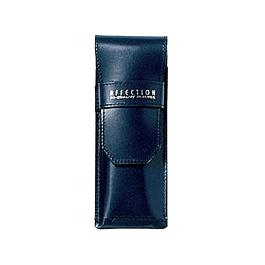 Case de cuero para Boligrafos - Color azul