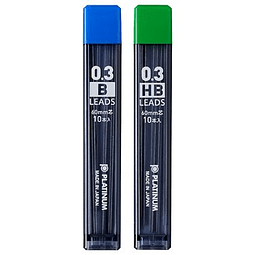 Repuestos para portamina 0.3 (2 formatos)