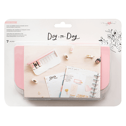 """Disc Planner Punch Board """"Day-to-Day"""""""