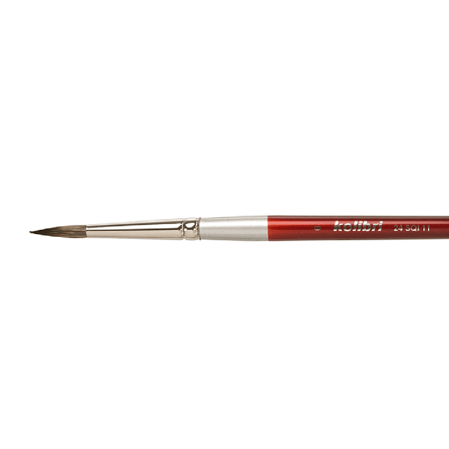 Serie 24 SQI - Pinceles para acuarela - Pelo de ardilla sintético