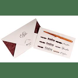 Set inicio Caligrafía y Escritura Nº1