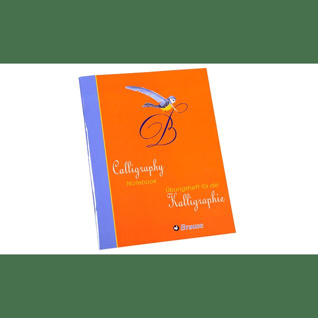 Cuaderno para practicar Caligrafía